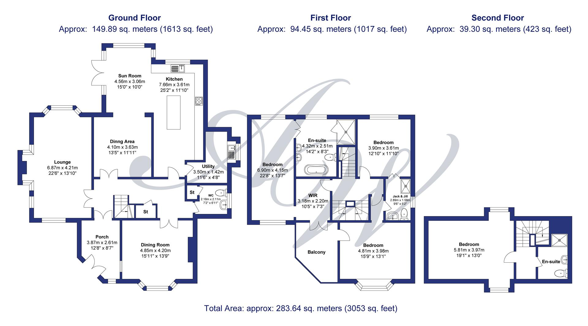 4 bedroom detached house Sale Agreed in Bolton - Chapeltown Road, Bromley Cross.jpg.